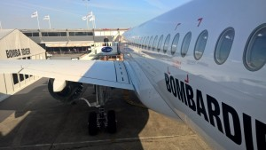 Bombardier proud to host C-Series visits